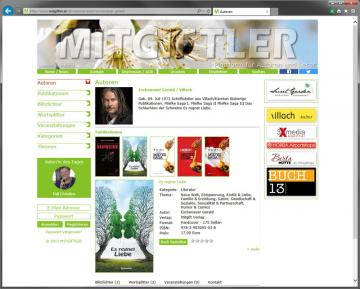 Screenshot - www.mitgiftler.at